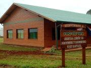 Eröffnung des Ökologiezentrums von Pro Cosara