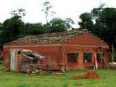 Bau des neuen Hauptgebäudes für Pro Cosara