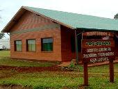 das neue Ökologiezentrum von Pro Cosara