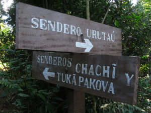 Ökotourismus in San Rafael