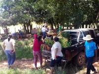 Projektstart zur Förderung der Artenvielfalt in der Region von San Rafael