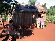 Arbeit mit Kleinbauern