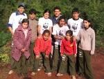 Für San Rafael engagierte Jugendliche