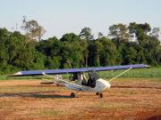 das Überwachungsflugzeug