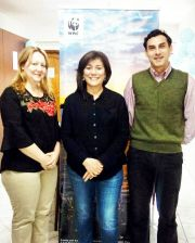 Informative Meeting with WWF Paraguay