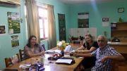 Coordinating Meeting with CECTEC