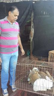 Training on Small Animal Husbandry