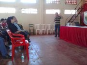 Presentation on Forest Fire Prevention and Control