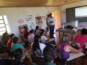 Training on Yate'i management on Oga Ita community