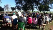 Training on Agroforestry and Forest Restoration, made on Tavai.