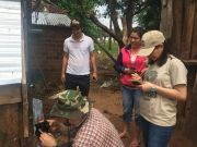 Visit from Fondo de Conservacion