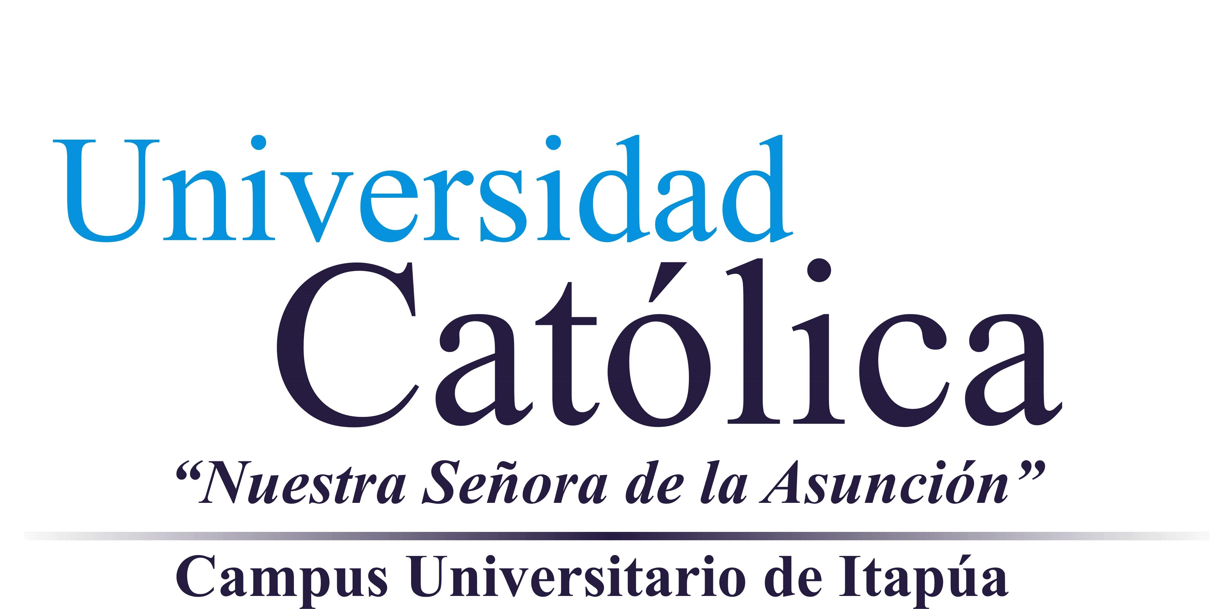 """Universidad Católica """"Nuestra Señora de la Asunción"""""""