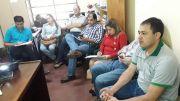 Reunión DEAG - PRO COSARA