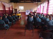 """Fortalecimiento del Personal Militar como """"Bomberos Forestales en Unidades Militares"""" - Encarnación"""