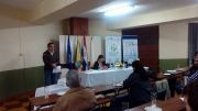 Plenaria de la Plataforma de Soja Sustentable