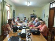 Reunión del Consejo Directivo