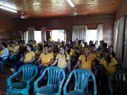 Visita del Colegio Paraguayo Germano