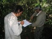 Investigación científica en la selva de San Rafael