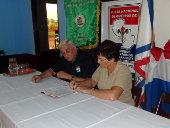 Cooperación con la Junta Nacional de Bomberos Voluntarios del Paraguay (JNCBVP)