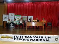 """Campaña """"Tu Firma Vale un Parque Nacional"""""""