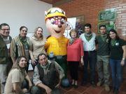 1er Campamento de Bomberos Forestales
