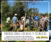 Técnicos y Productores