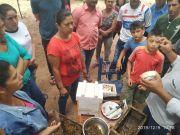 Capacitación sobre Manejo de Yate'i - Comunidad de Oga Itá