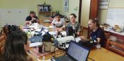 Reunión Equipo Técnico