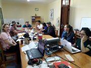 Reunión de Coordinación
