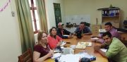 Reunión Equipo Técnico PRO COSARA