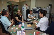 Reunión con la Secretaría del Medio Ambiente - Gob. de Itapúa